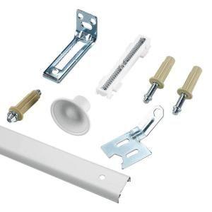 Onward 48 In Bi Fold Door Hardware Set 14015wbc Closet Door Hardware Door Accessories Shutter Doors