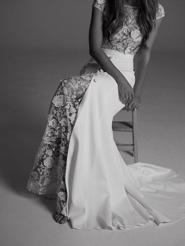 Rime Novia Dress Wedding Bodas Vestido Boho Barcelona Bride Blog KJTlFc1