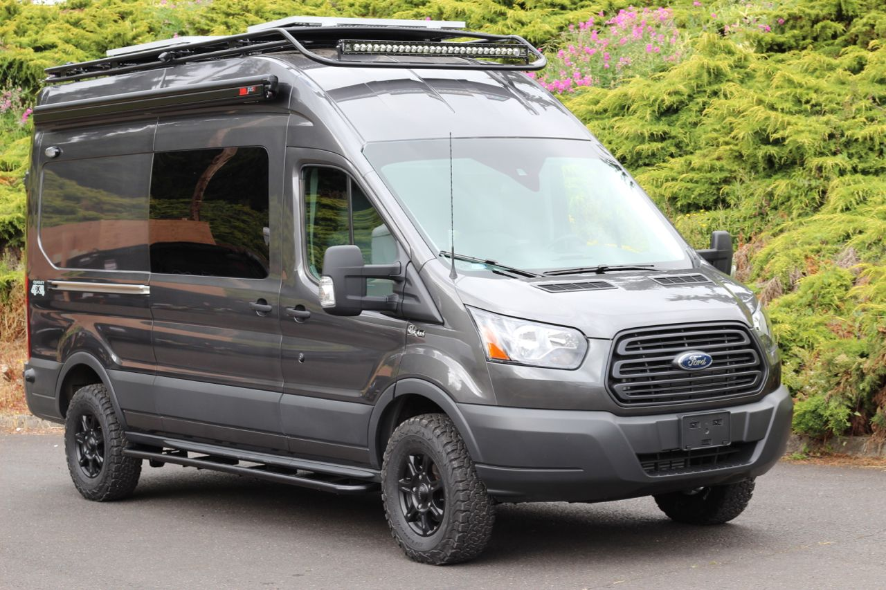 Pin By Val Rialon On Ford Transit Campervan In 2020 Ford Transit