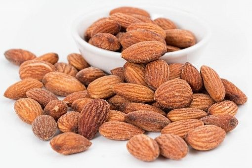 Why Almond Is Referred To As Super Food Almonds Are Called Super Food Because They Are Foods That Contain Rich In Makanan Ringan Sehat Makanan Sehat Kacang