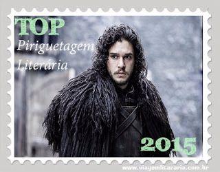 SEMPRE ROMÂNTICA!!: Top Piriguetagem Literária 2015 - Leninha