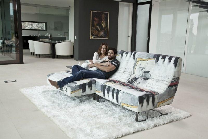 Big Sofa Oder Doch Wohnlandschaft Im Wohnzimmer Grosse Sofas Moderne Schlafzimmermobel Sofa Design