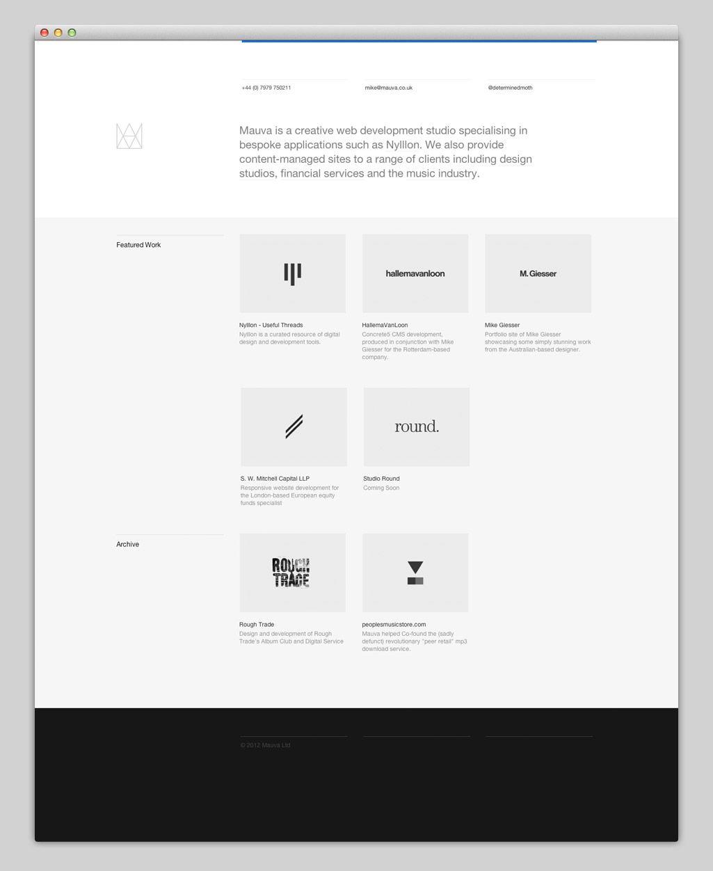 The web aesthetic u showcasing the best in web design identity