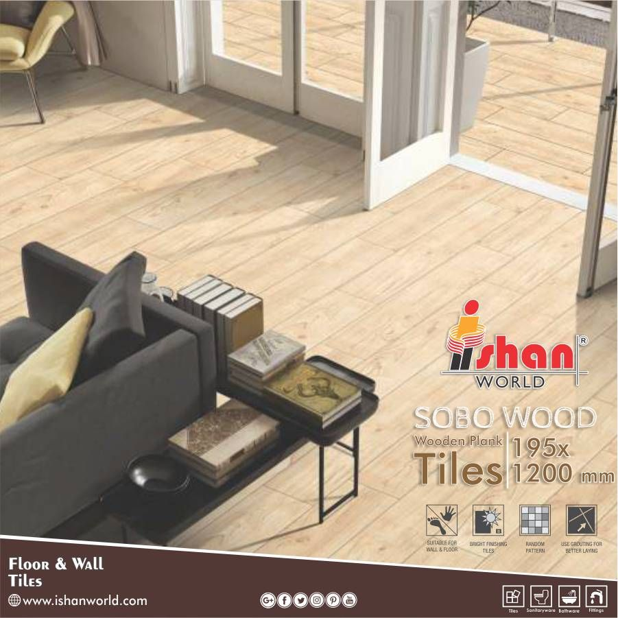 Upcoming New Wooden Plank Tiles For Your Home Wall Floor In
