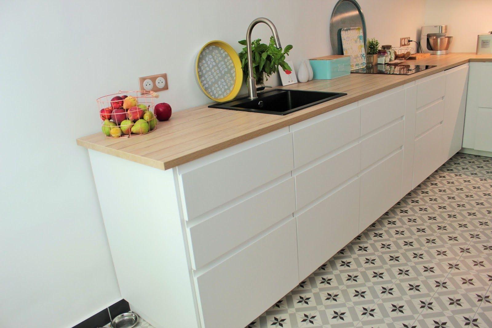 cuisine voxtorp blanc mat recherche