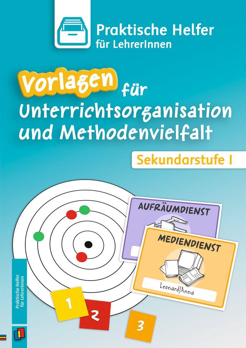 Vorlagen Fur Unterrichtsorganisation Und Methodenvielfalt Unterrichtsmethoden Lehrerorganisation Unterricht Ideen