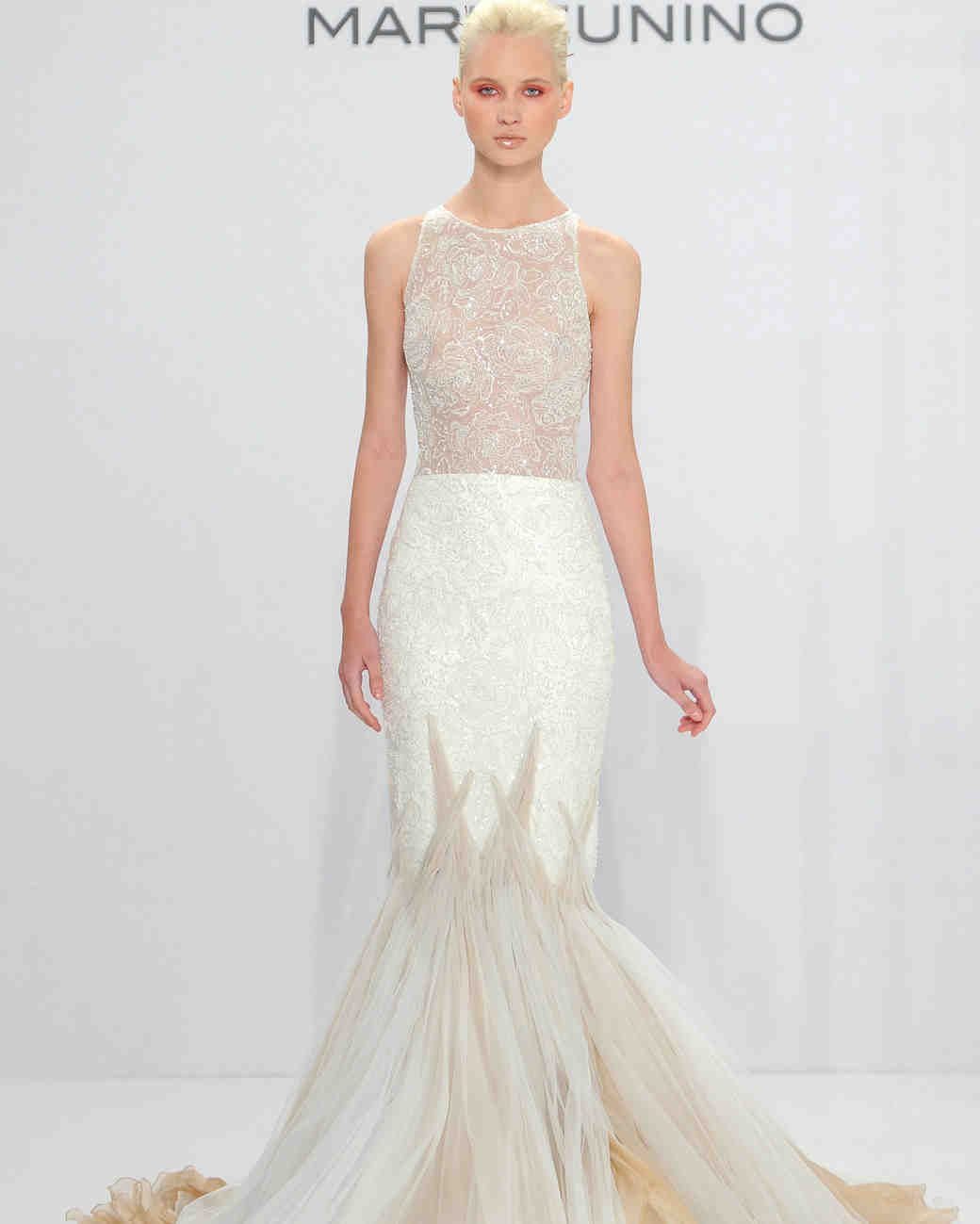 Mark zunino wedding dresses  Mark Zunino for Kleinfeld Fall  Wedding Dress Collection