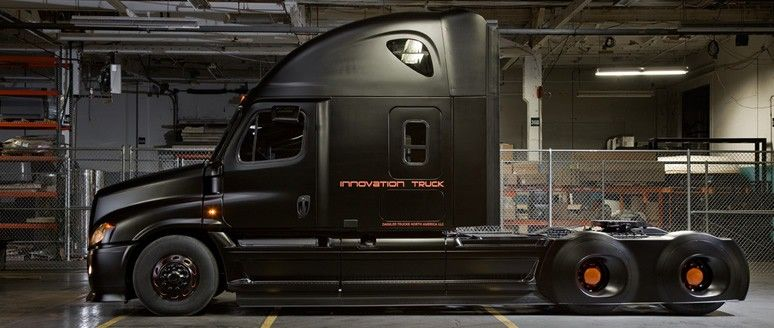 Blacked Out Freightliner Cascadia Freightliner Cascadia Freightliner Commercial Vehicle