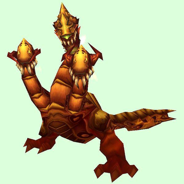 Orange Outland Hydra Hydra Pets World Of Warcraft