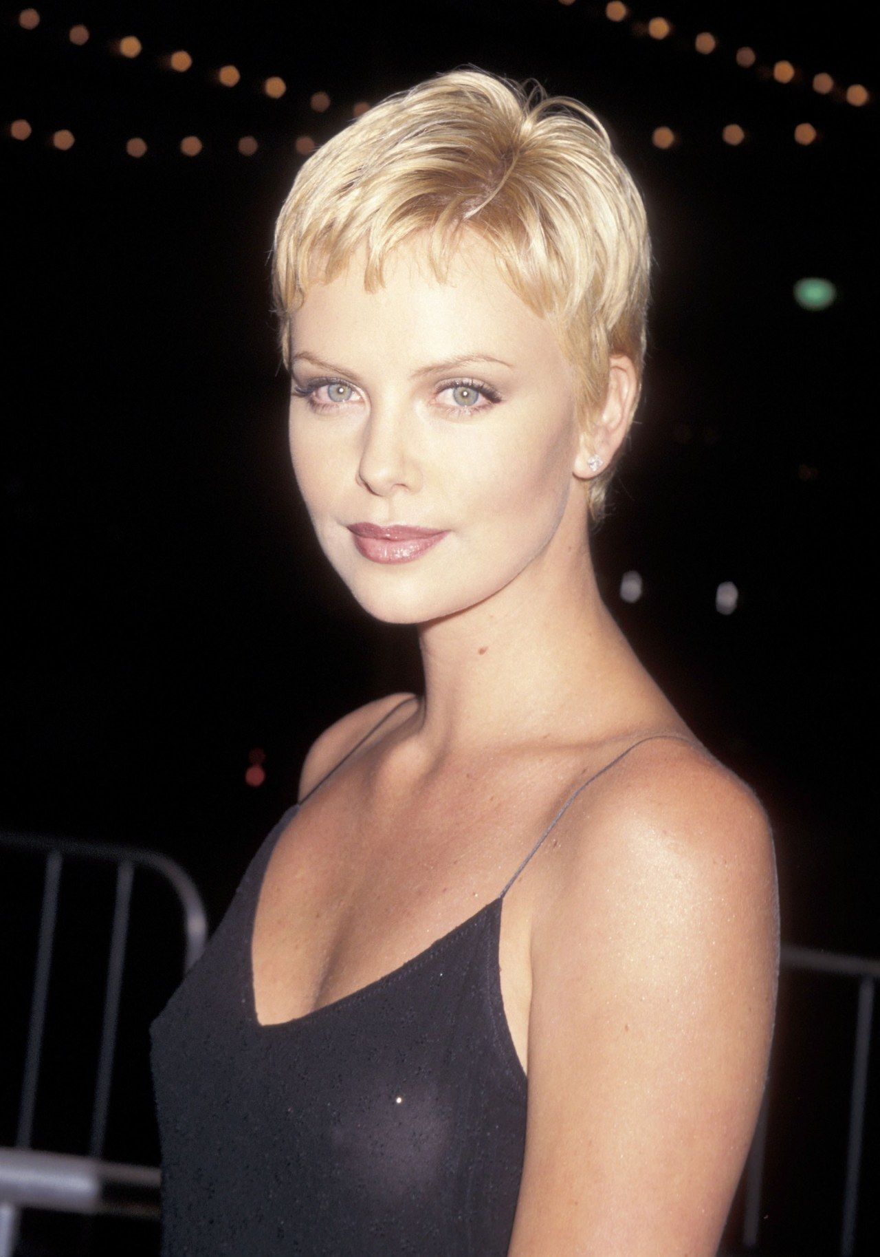 Charlize Theron Tumblr Charlize Theron Pinterest Charlize - Hairstyles for short hair kenya