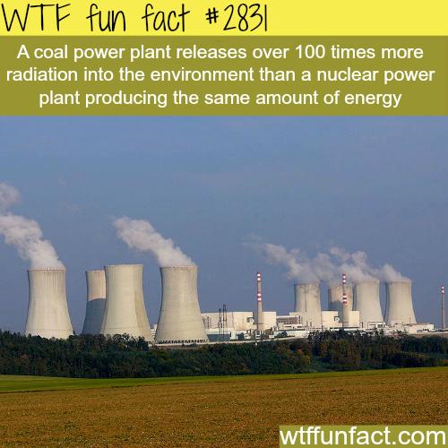 Coal Power Plant Vs Nuclear Power The Globe