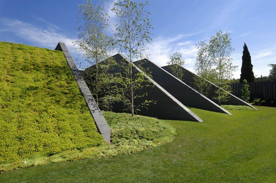 A-cero - concrete house II