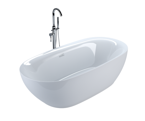 Pearce Freestanding Bath 1800 x 840mm | Bathrooms.com €589 ...