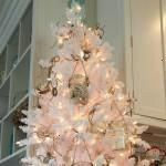 Dreamt of a White Christmas TreechristmasI Dreamt of a White Christmas Treechristmas 20 Christmas Decorating Videos Themes How to Decorate a Christmas Tree with Ribbon  K...
