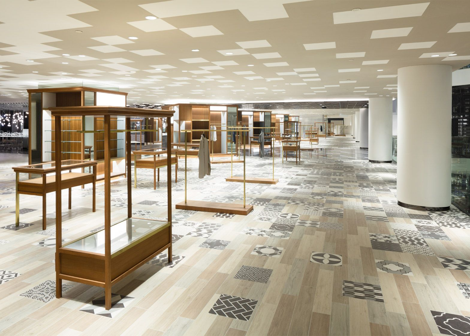 Nendo has transformed shopping space in Bangkok into Lifestyle Labs 29