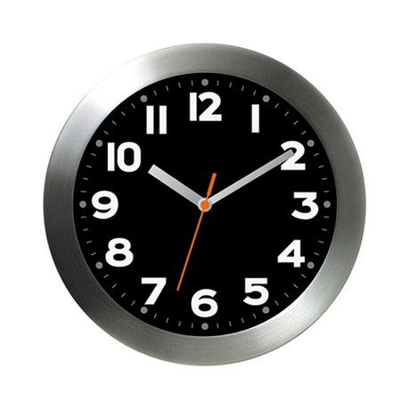 Another Cool Clock From Touch Of Modern Website Worth A Look Wall Clock Clock Clock Decor