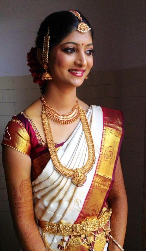 Gorgeous jewellery model. | ¤¤ Shaadi ¤¤ | Pinterest | Saree ...
