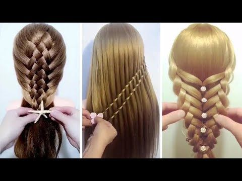 Top 6 Amazing Hairstyles Tutorials Compilation 2018 1 Youtube