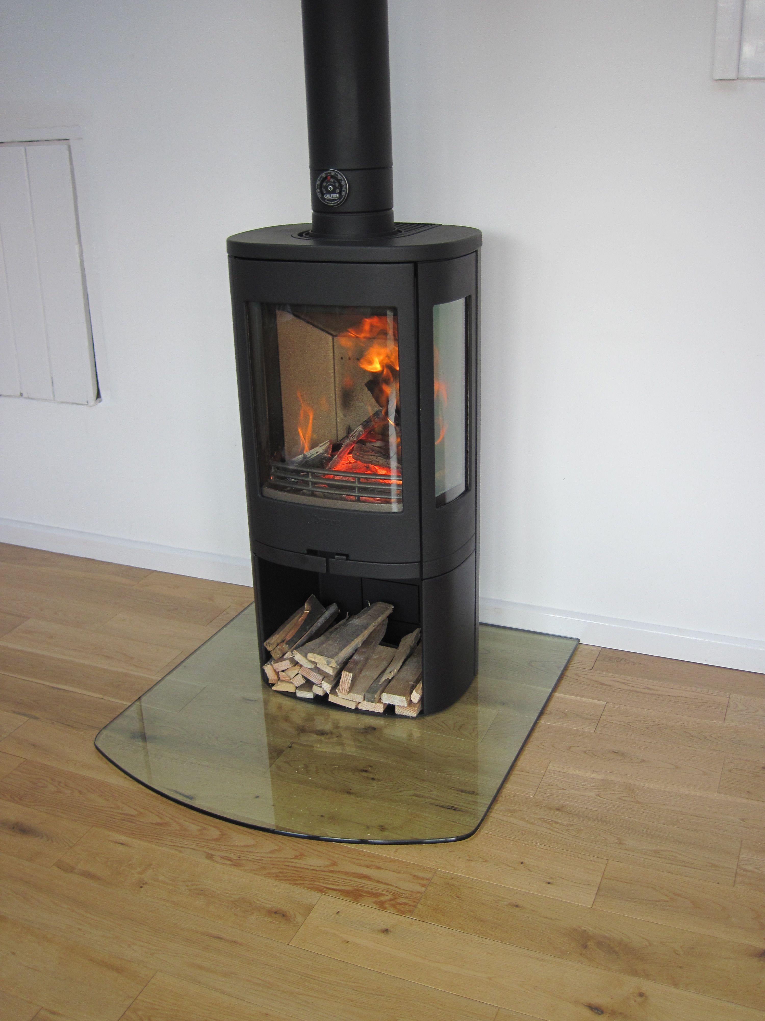 Contura 850 On Glass Hearth Fire Pinterest Hearths