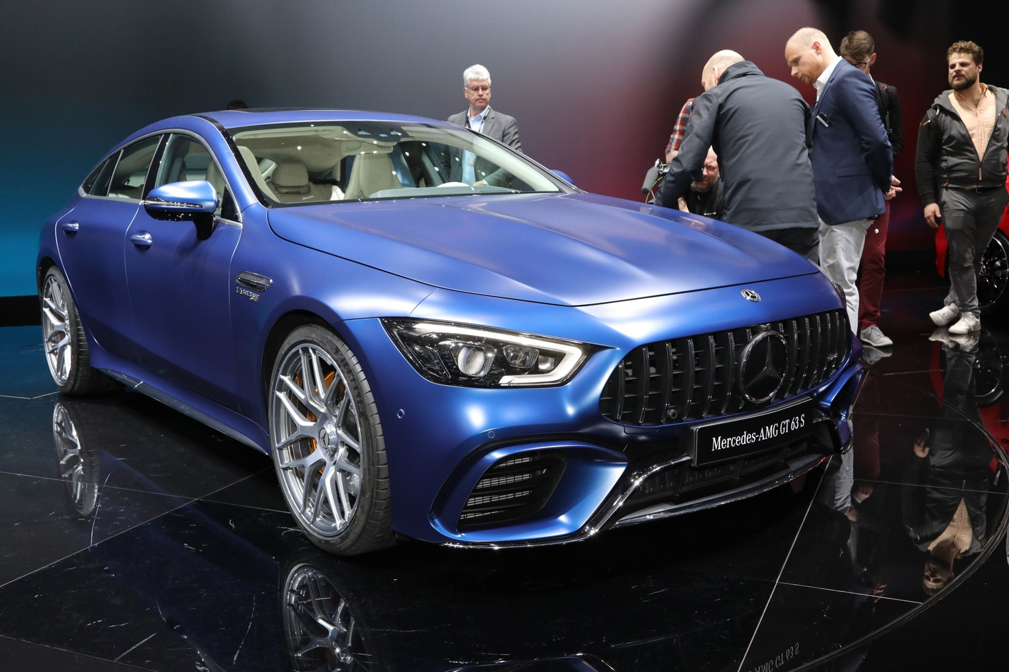 2019 Mercedes Amg Gt 4 Door Coupe Is Surprising To Drive