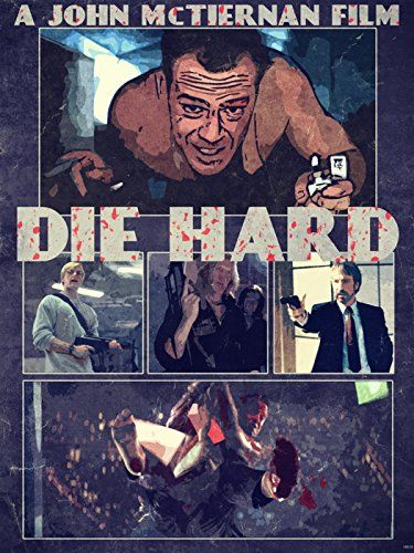 Bruce Willis Quote Poster *Print* Die Hard