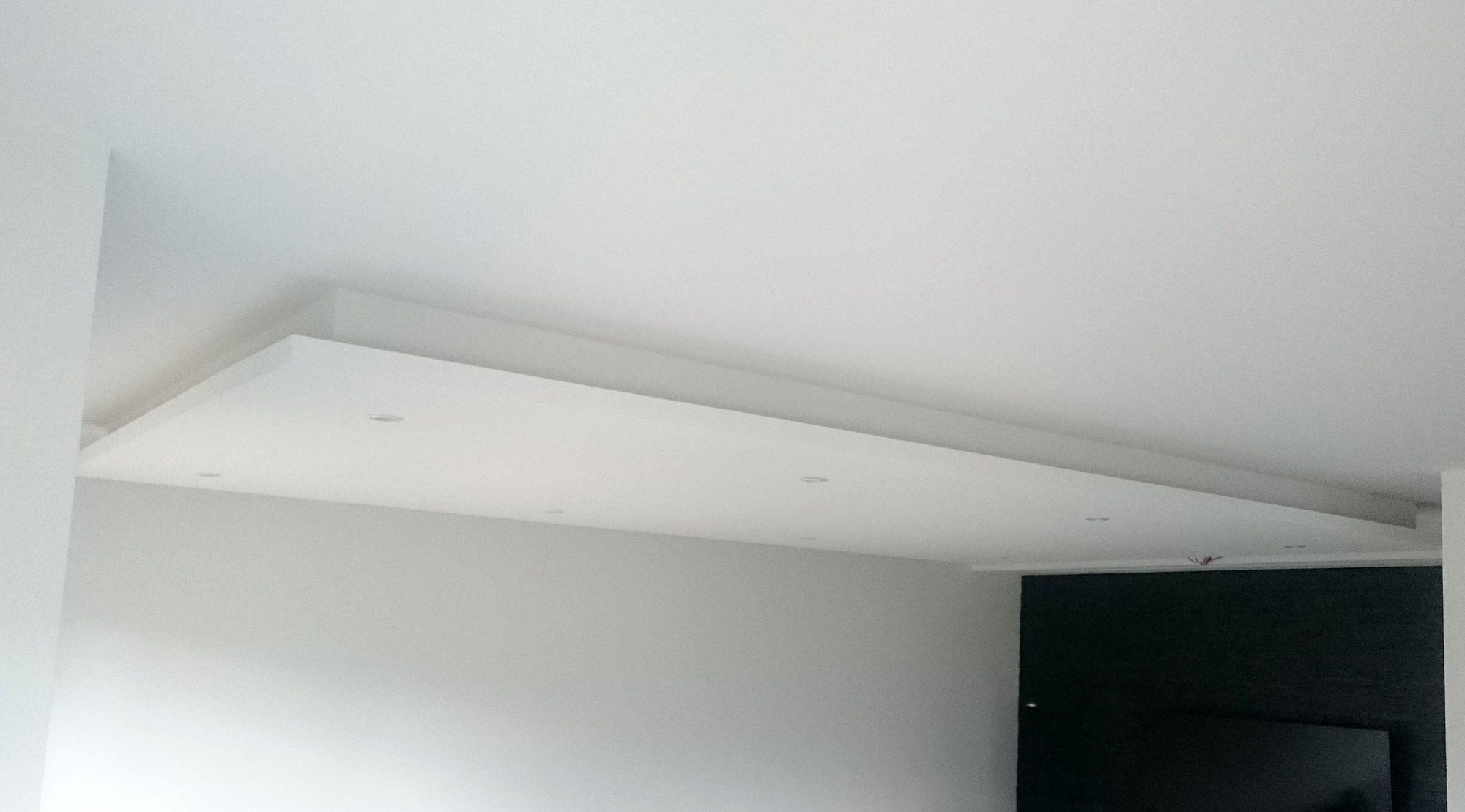 Abgehangte Decke Mit Indirekter Beleuchtung Lichtvouten Selber Machen Haus Bauen Mit Eigenleistungen Indirekte Beleuchtung Indirekte Beleuchtung Decke Und Beleuchtung Decke