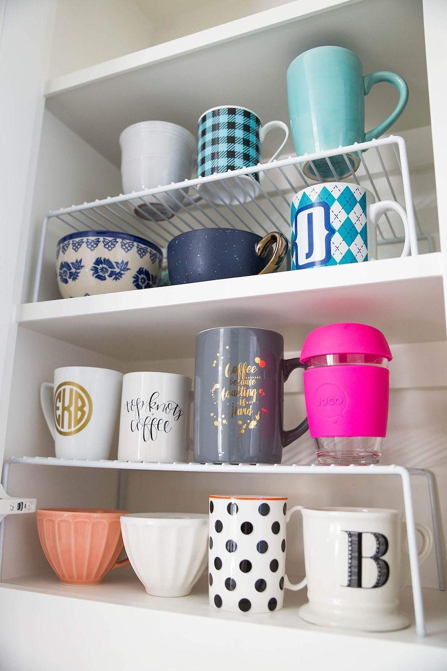 Photo of 21 Brilliant Kitchen Cabinet Organization Ideas