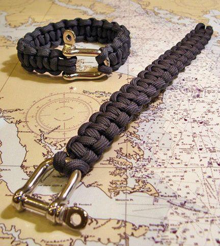 Nautical by Design: The Nautical Bracelet- Skipjack's Mariner for Men and Women
