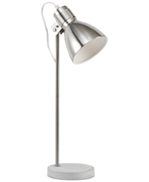 Jla Largo Table Lamp Silver Table Lamp Lamp Table Lamps Online