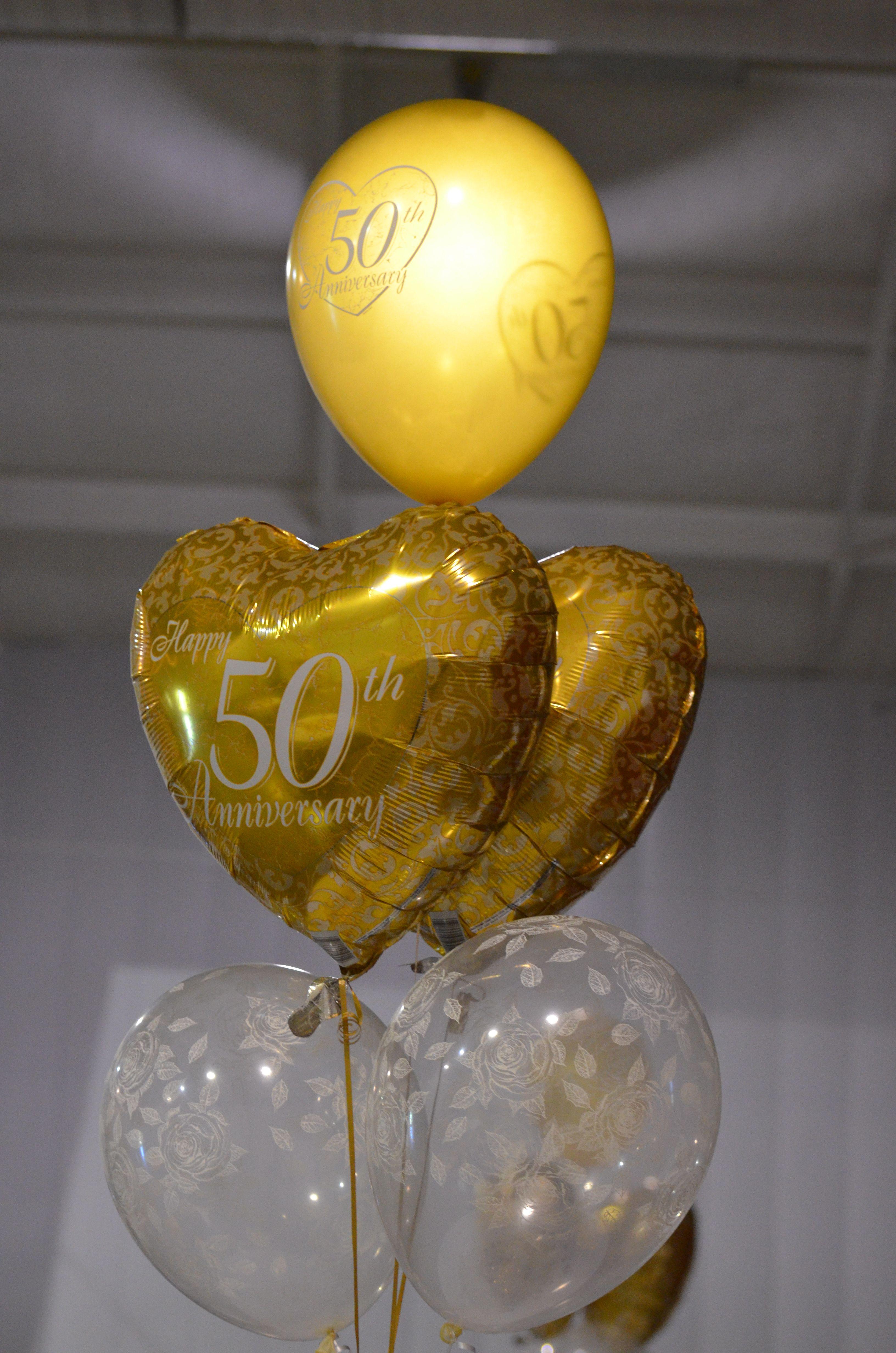 Creative 50th wedding anniversary ideas
