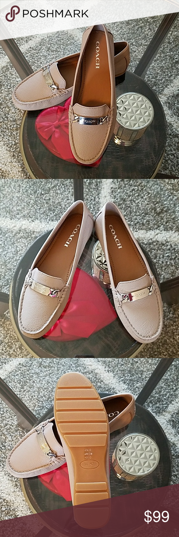 94d061a17f9 ... clearance new coach loafers beautiful coach loafers. gorgeous color. just  perfect for spring and