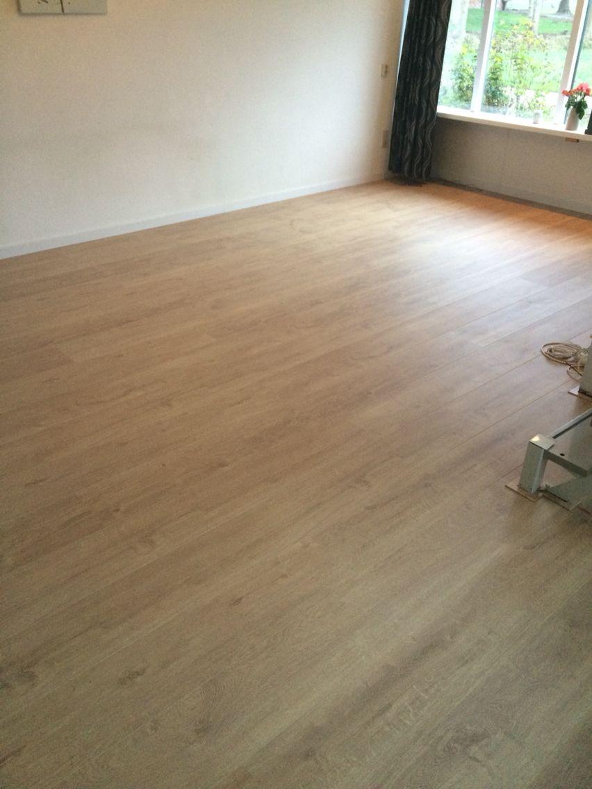 Laminaat vloer xxl planken