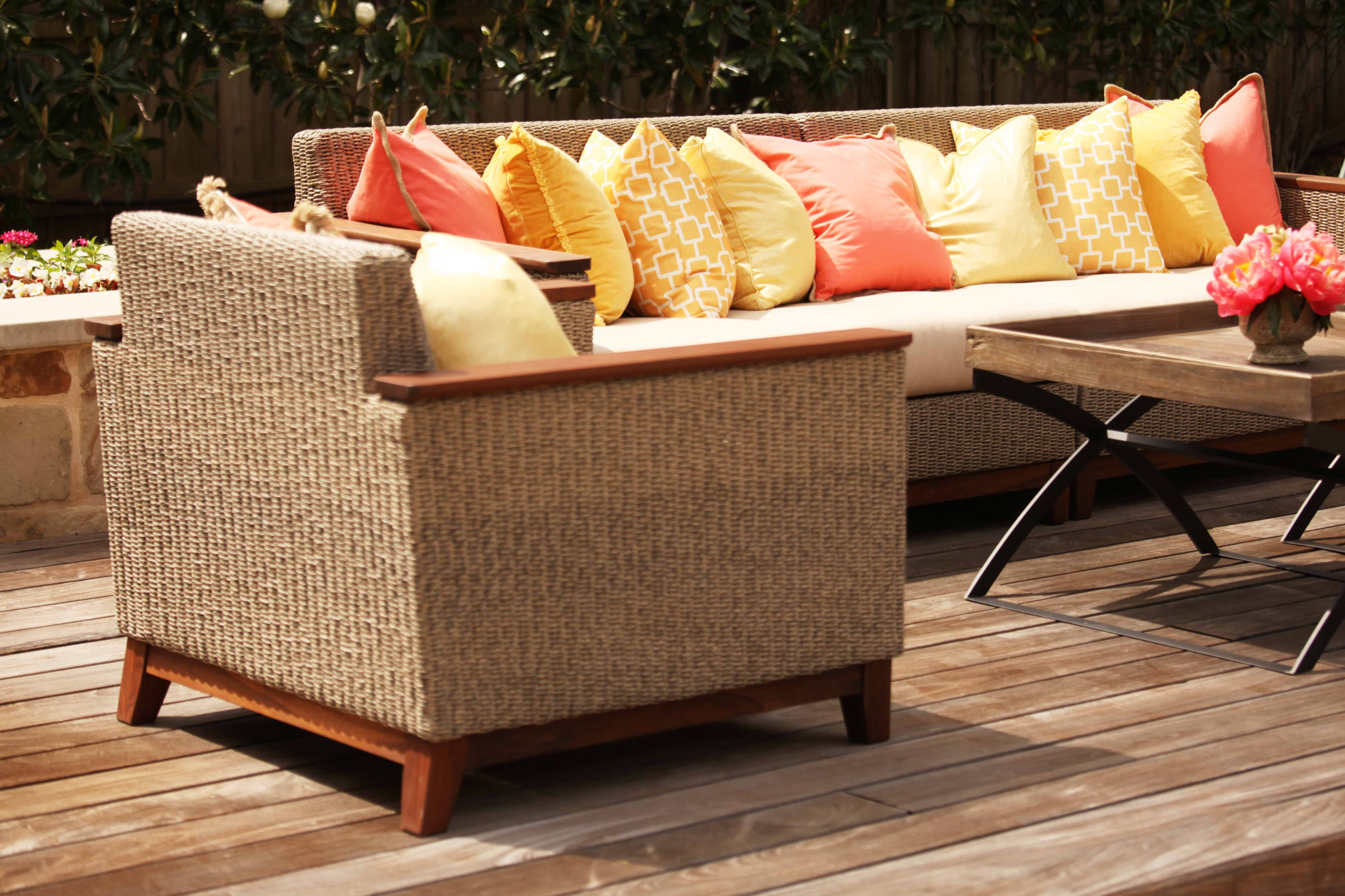 It S Patio Party Season The Best Outdoor Rentals For Spring