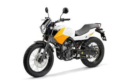 Derbi Mulhacen 125 Motorcycle Motocross Motorbikes