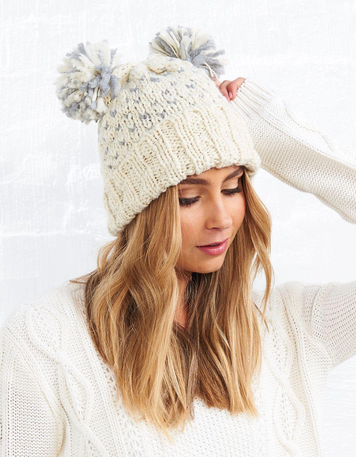 beanie, hat, ear warmer, knit beanie, knitted headband, bow