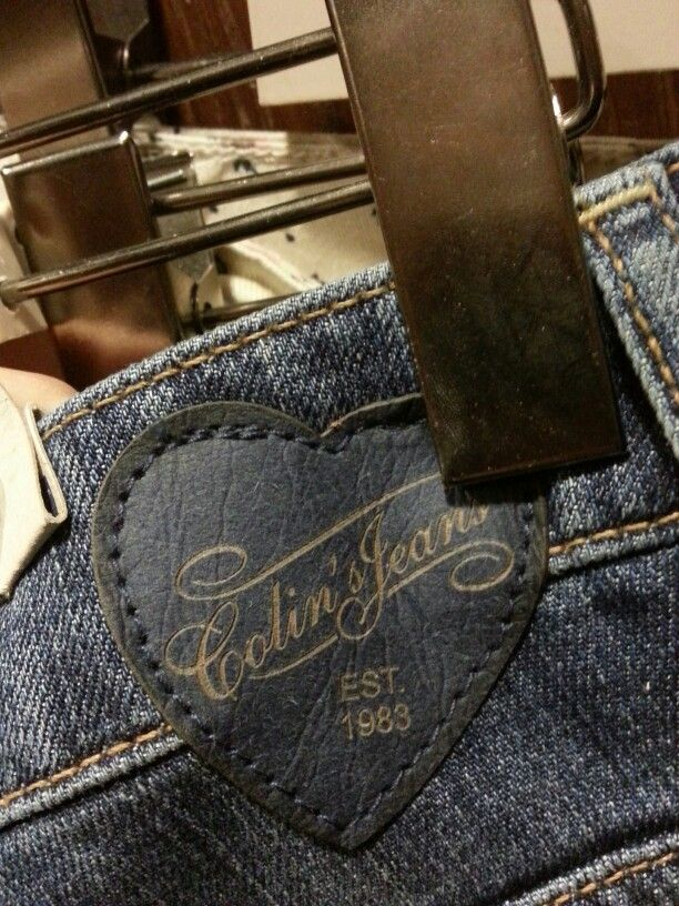Kasiv Jeans leather