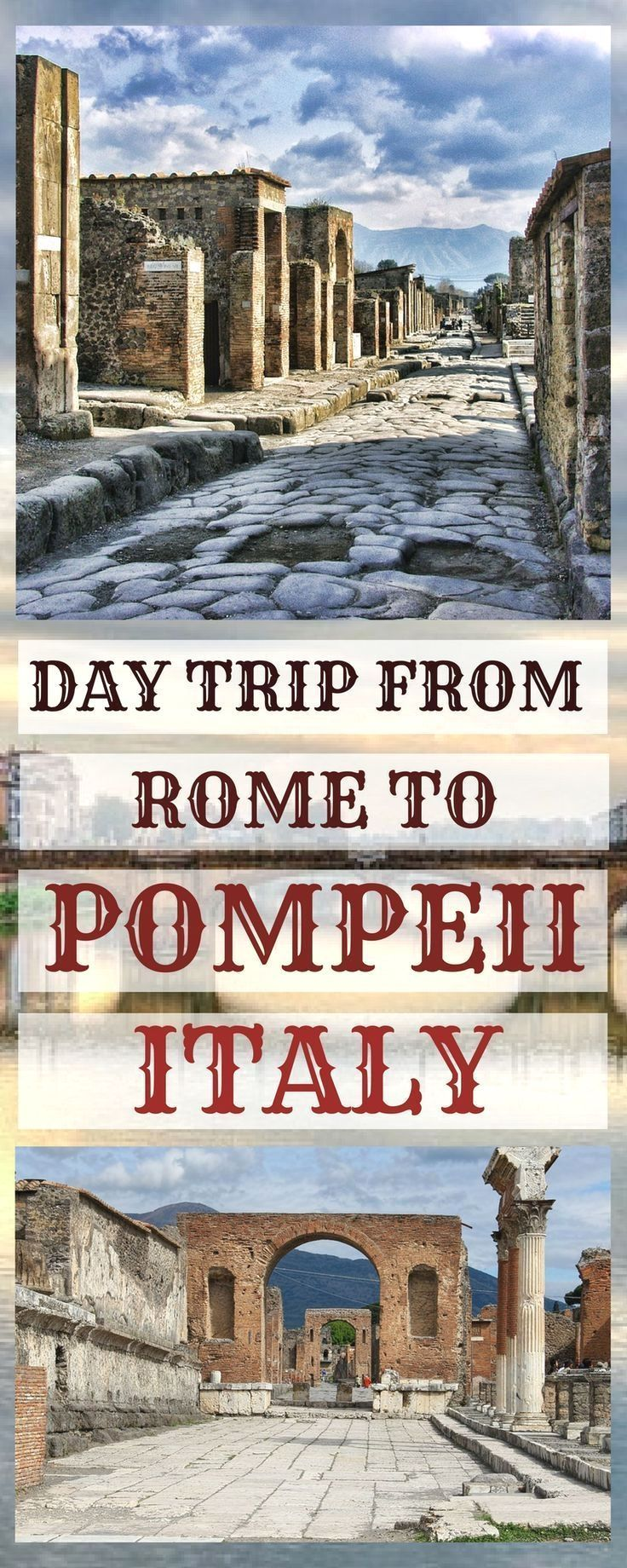 Photo of Pompeii day trip from Rome Italy