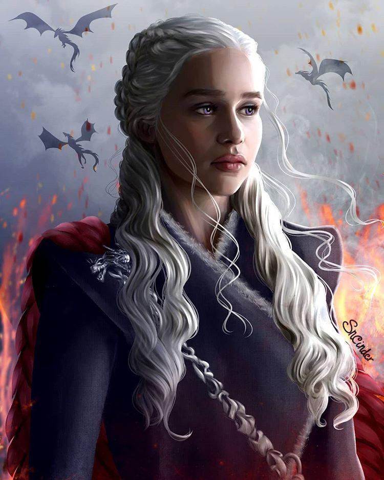 Daenerys Targaryen Dracarys Targaryen Art Daenerys Targaryen Art Mother Of Dragons