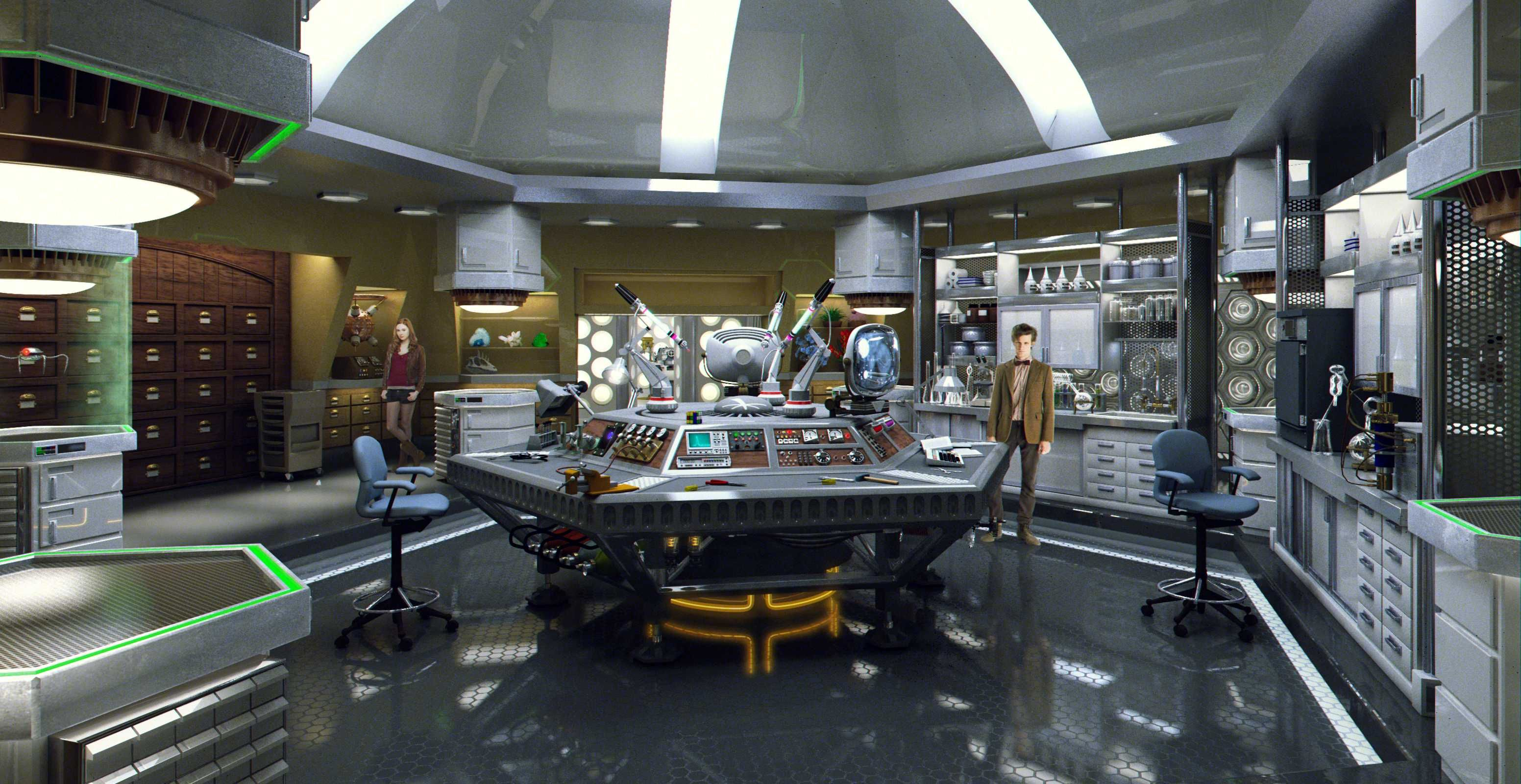 Alternative TARDIS Console Room | Alternative TARDIS Console Rooms |  Pinterest | Tardis