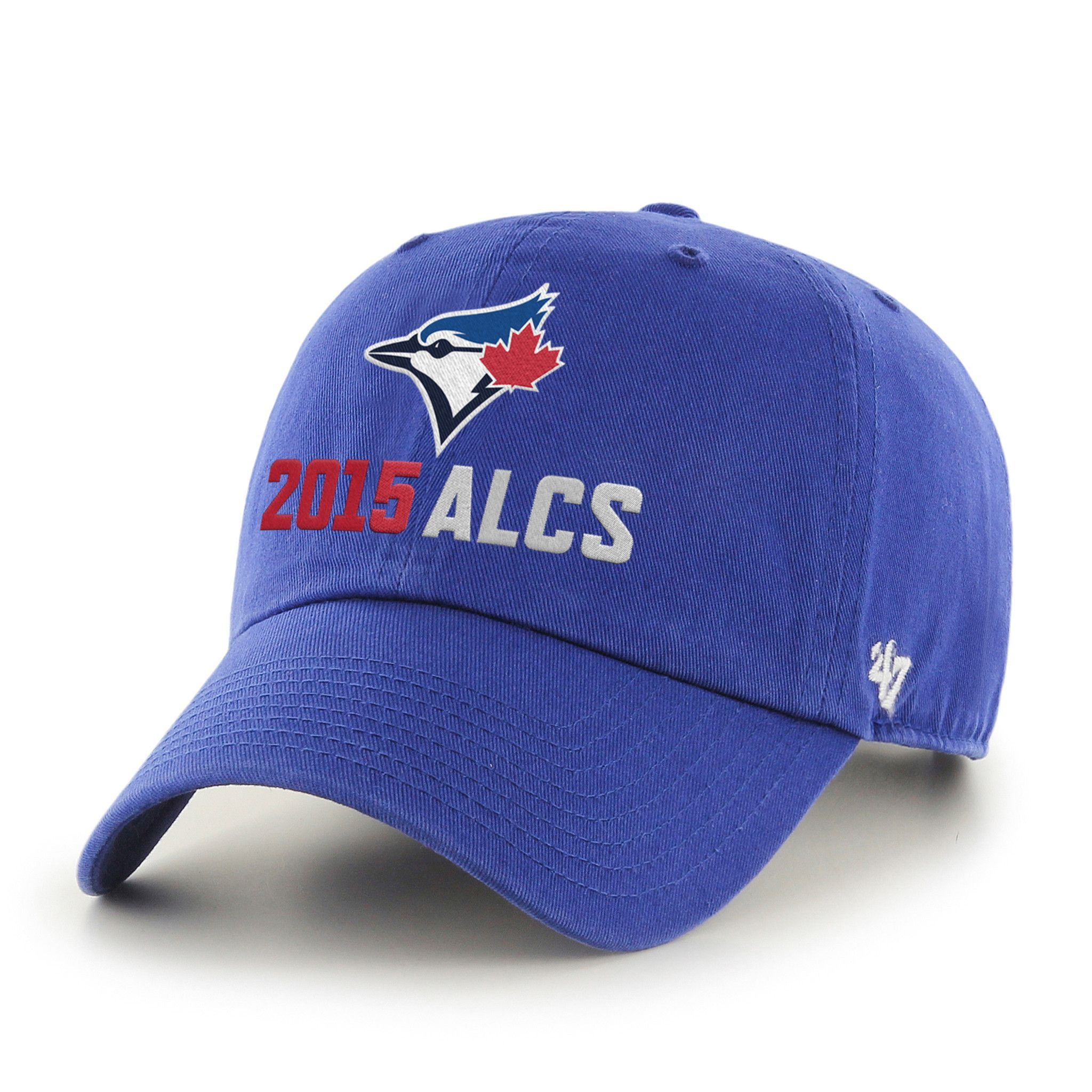 Toronto Blue Jays 47 Brand 2015 MLB Postseason ALCS Adjustable Relax Hat Cap