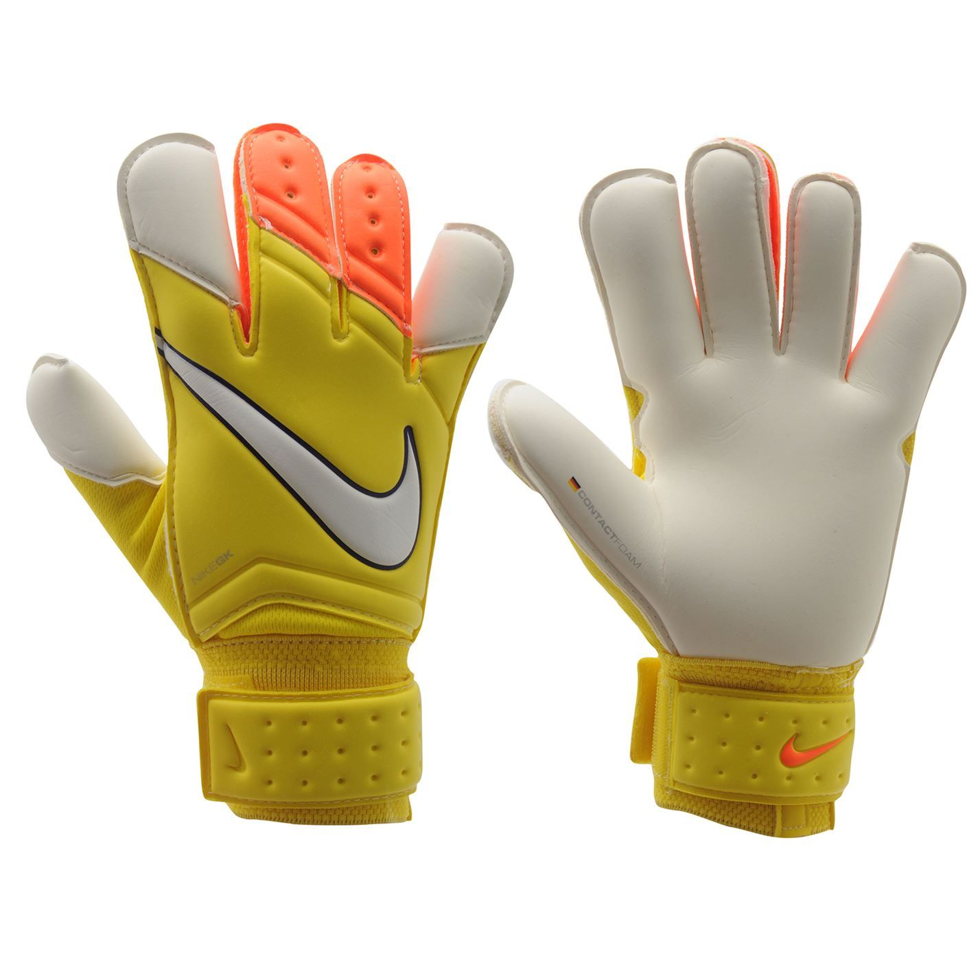 Mens gloves sports direct - Nike Nike Vapor Grip Goalkeeper Gloves Mens Mens Goal Keeper Gloves