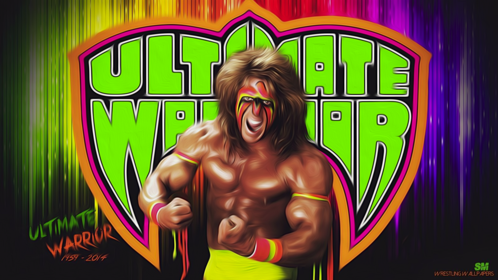 Ultimate Warrior Wallpaper By Shivam Ultimate Warrior Warriors Wallpaper Warrior