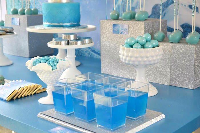 Frozen Birthday Party Worth Melting For Frozen birthday party