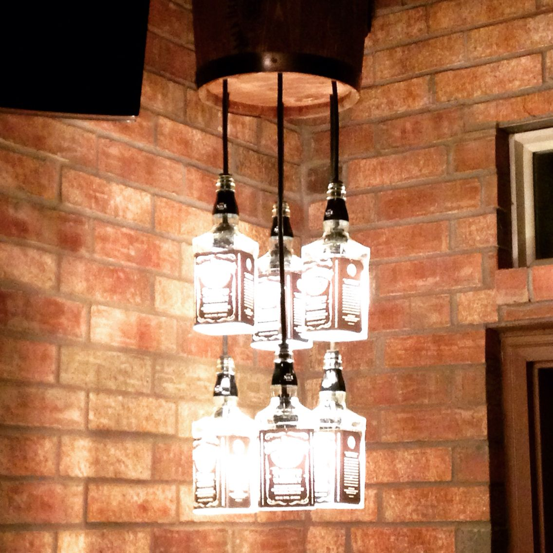 custom made jack daniels chandelier jackdaniels pinterest jack daniels daniel oconnell and jack oconnell