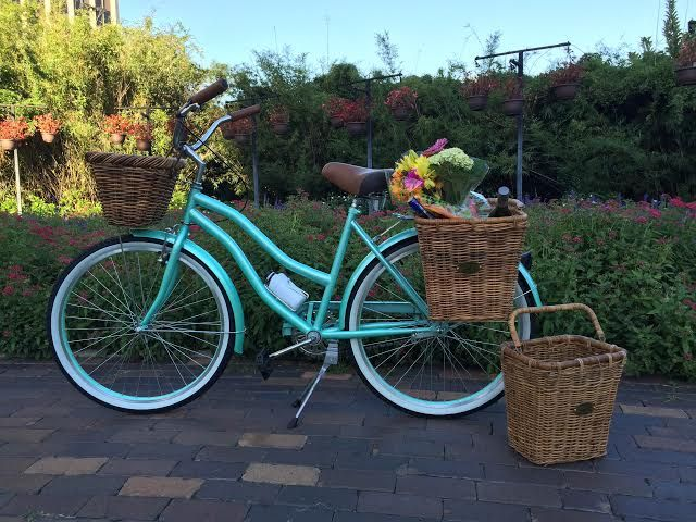 Bike Baskets And Bike Panniers The Perfect Functional Accessory