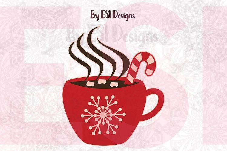 christmas hot chocolate mug svg dxf eps png 41702 svgs design bundles christmas svg files christmas hot chocolate free svg pinterest