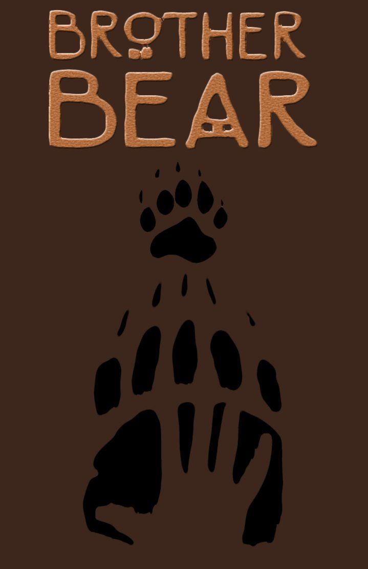 Brother Bear poster by didneypwencess | Minimalist Movie ...