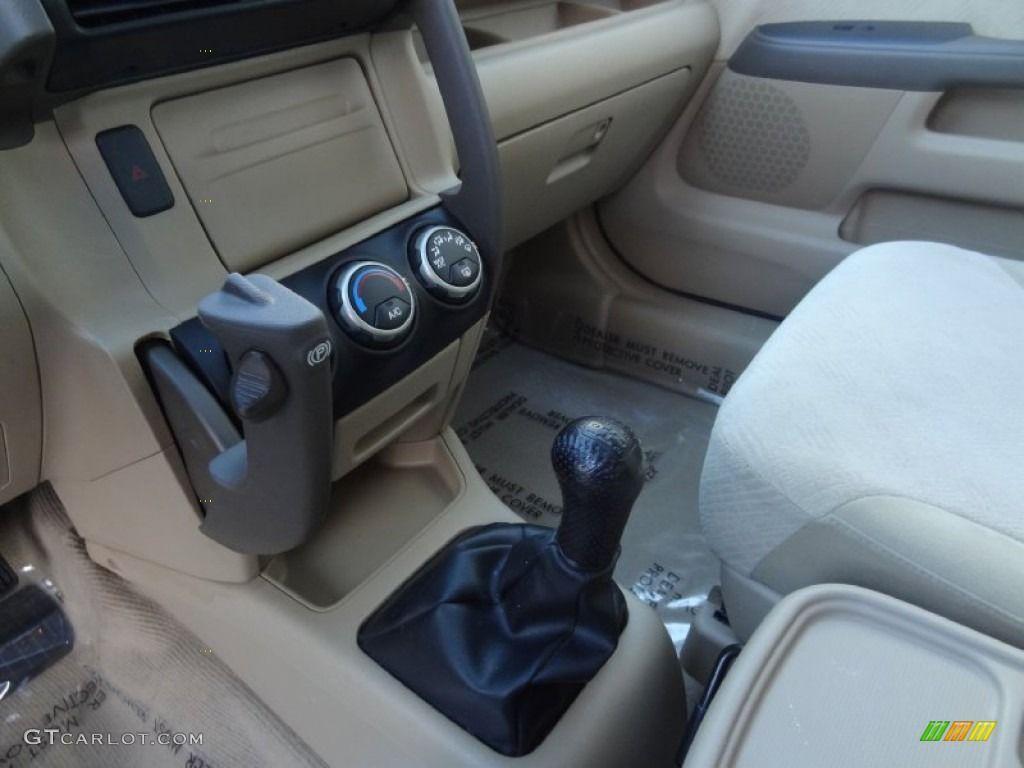2006 honda cr v ex 4wd 5 speed manual transmission