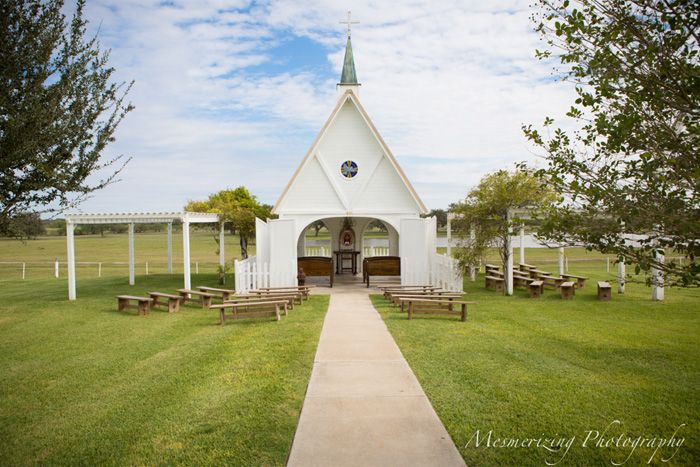 Texas Wedding Venues in Corpus Christi - Intimate Weddings at Knolle Farm & Ranch Bed and Breakfast