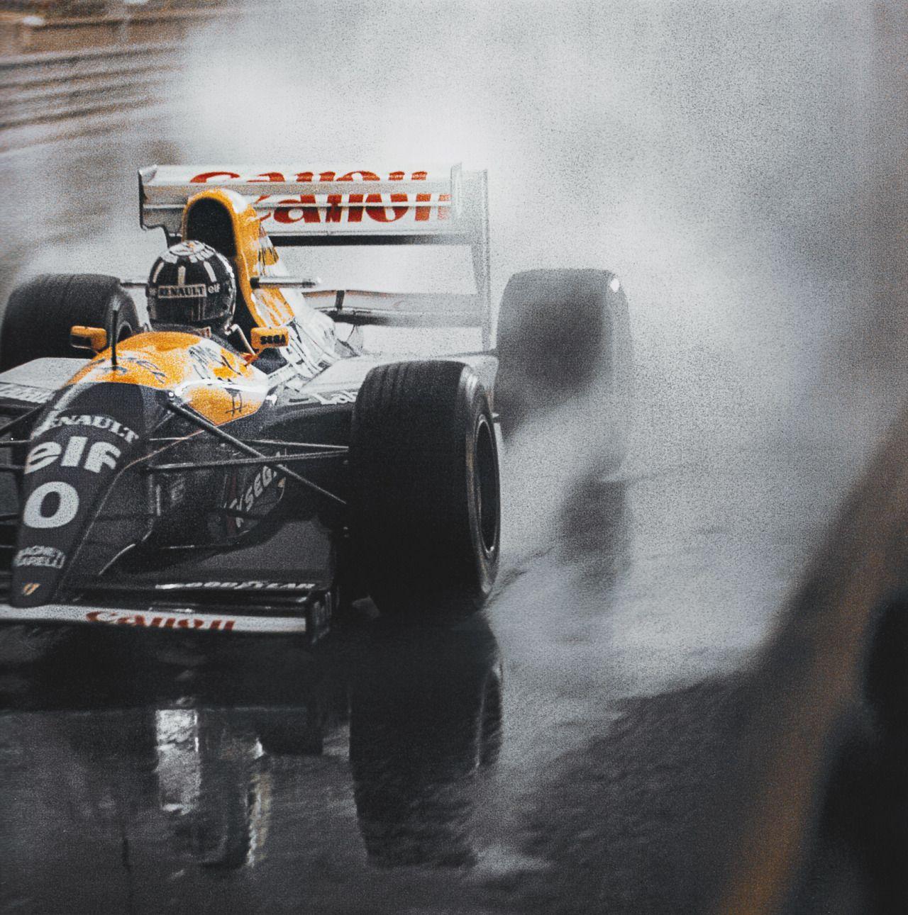 F1 monaco williams damon hill racing cars 1990s f1 for Damon racing